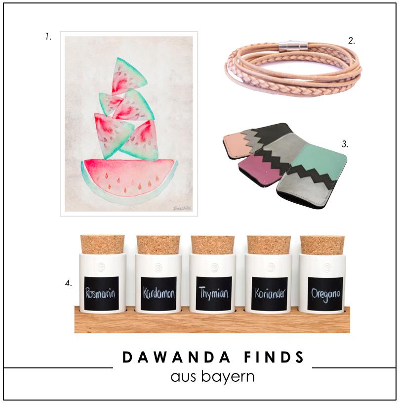 Wishlisting: DaWanda Finds aus bayern