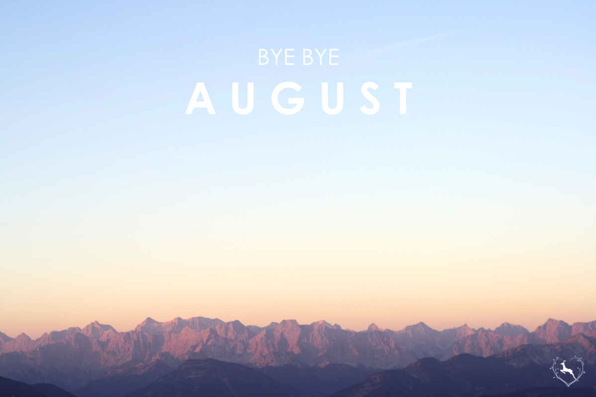 Monthly Loves in: August