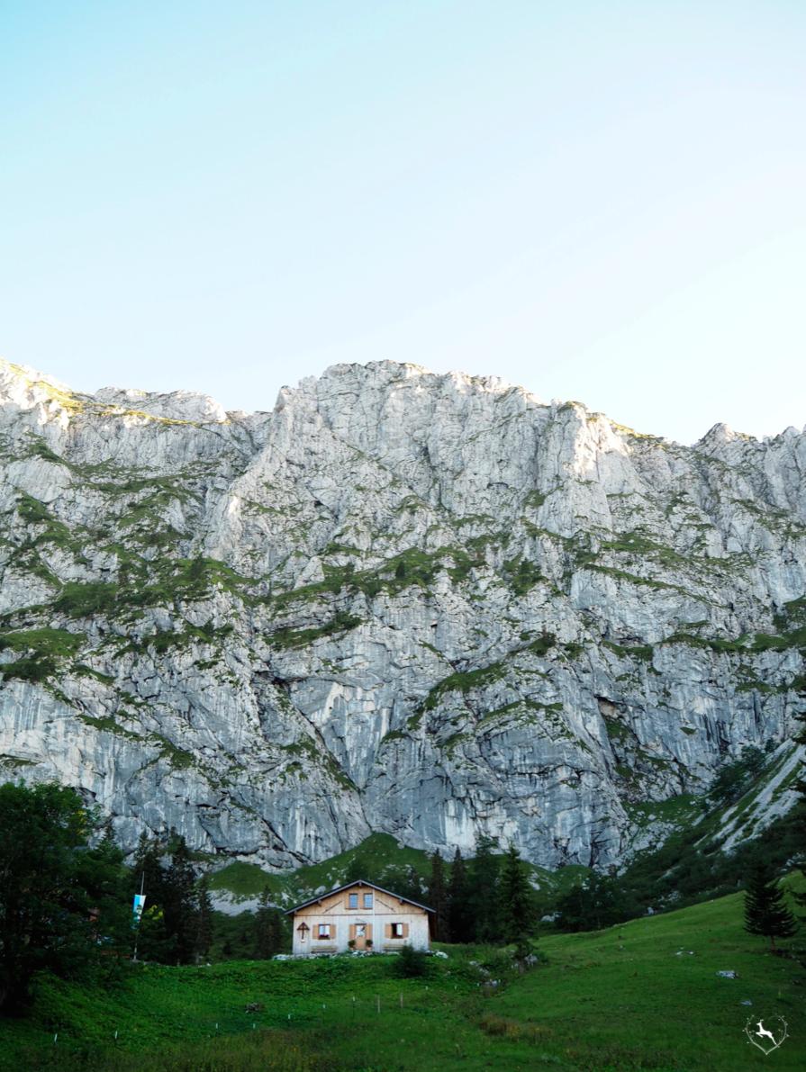 Tutzinger Hütte Benediktbeuern