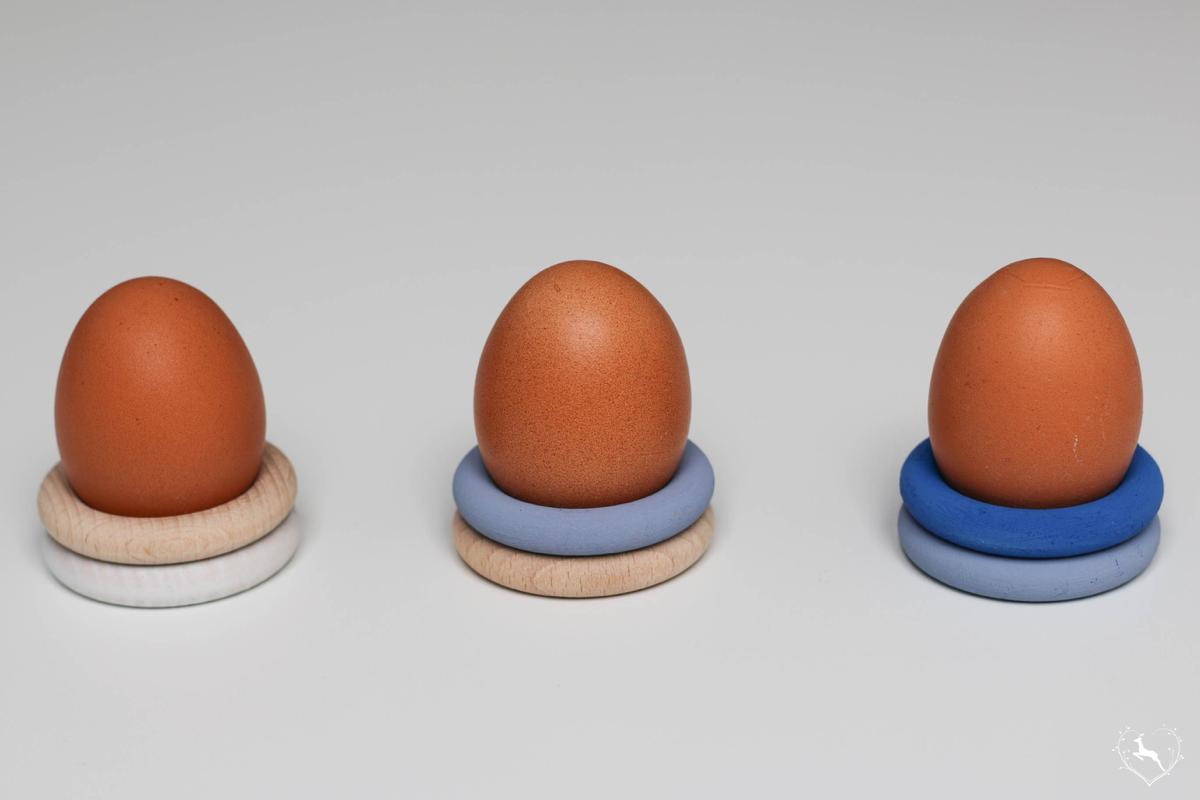 Eierbecher selber machen