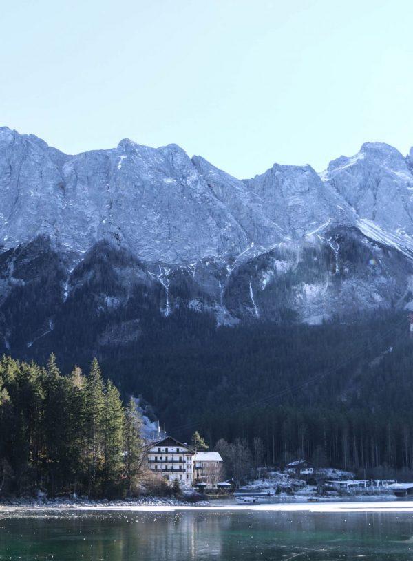 Das Winter-Paradies am Eibsee